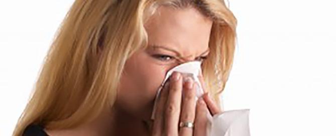 Carpeting and allergies